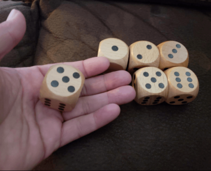 dice that prevents choking