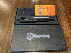 self defence pen with a lifetime warranty