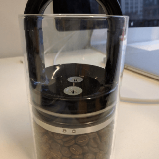 coffee beans container