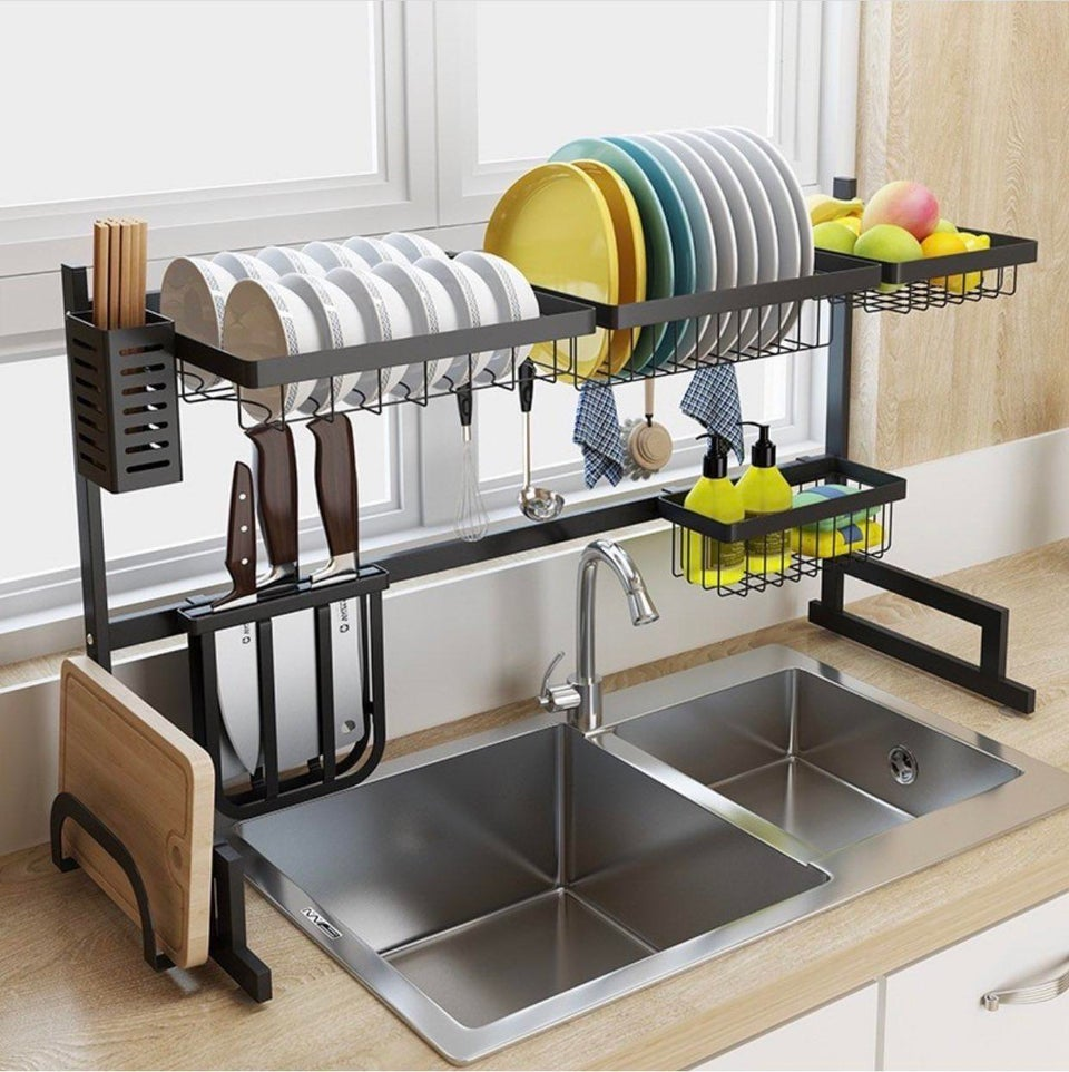 Kitchen Sink Organizer Puloh